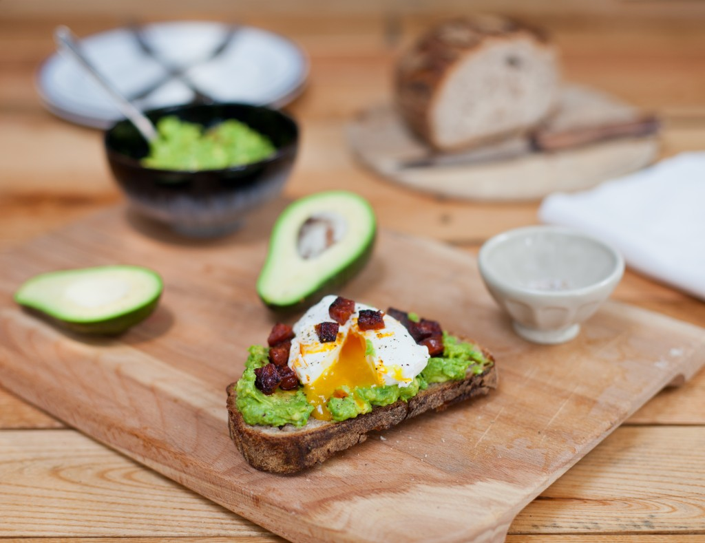 Avocado Brunch